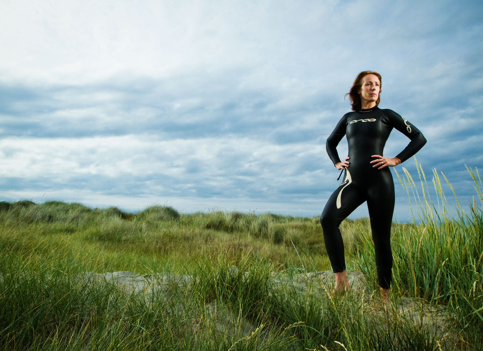 athlete portraits: strong powerful women in sport