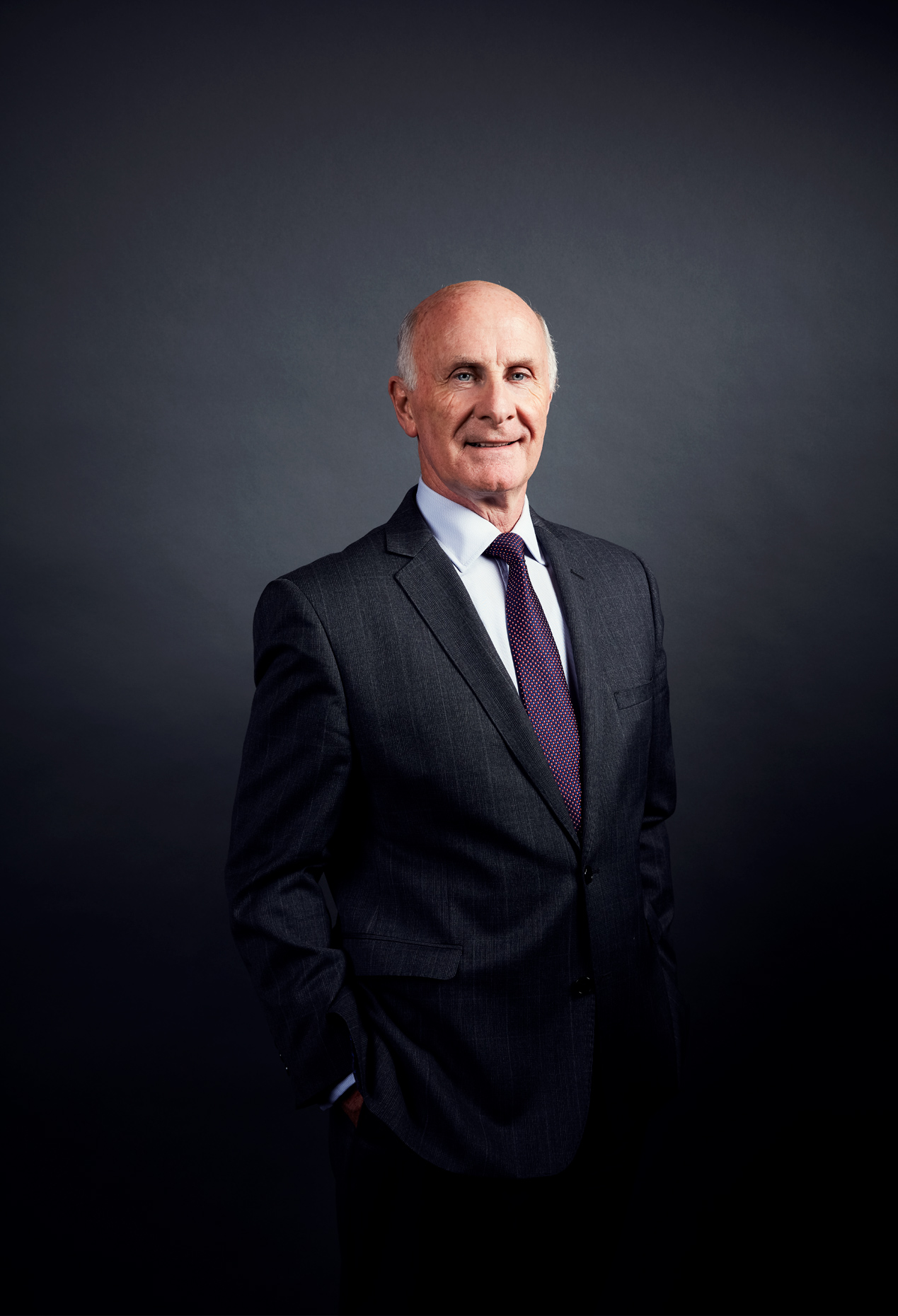 corporate portrait photography: powerful portraits of business people